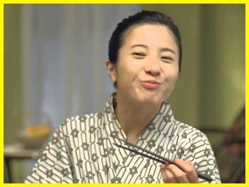 吉高由里子さんのすっぴん