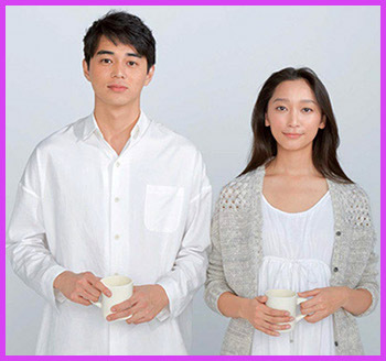 杏さんと東出昌大さん